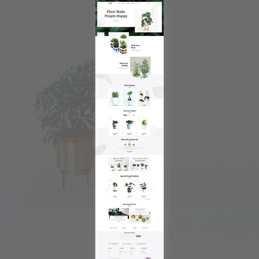 theme - Art & Culture - Eily Pot–Plant Decor Shop - 2