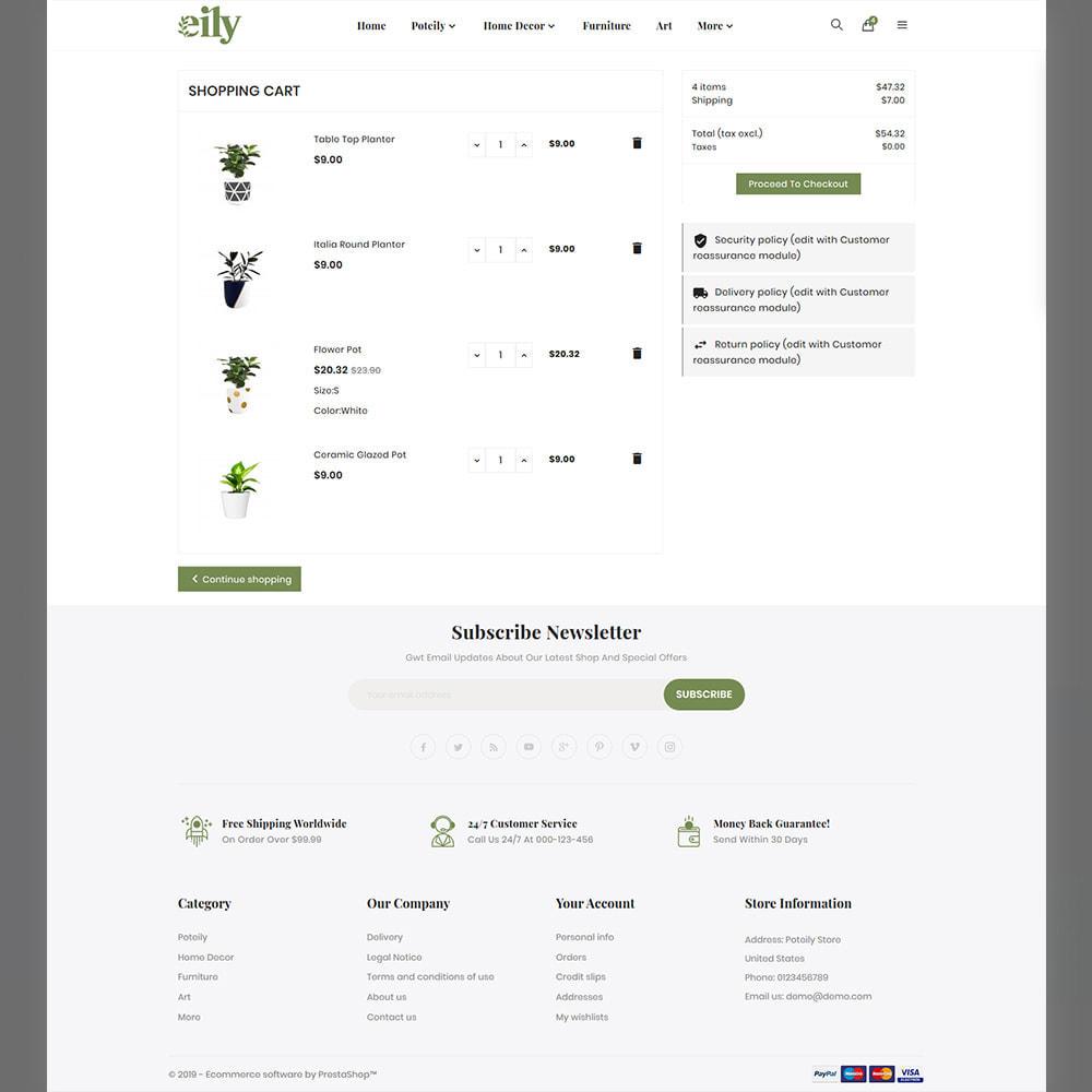 theme - Art & Culture - Eily Pot–Plant Decor Shop - 5