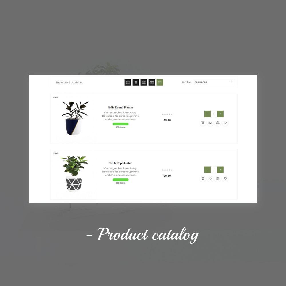 theme - Art & Culture - Eily Pot–Plant Decor Shop - 11