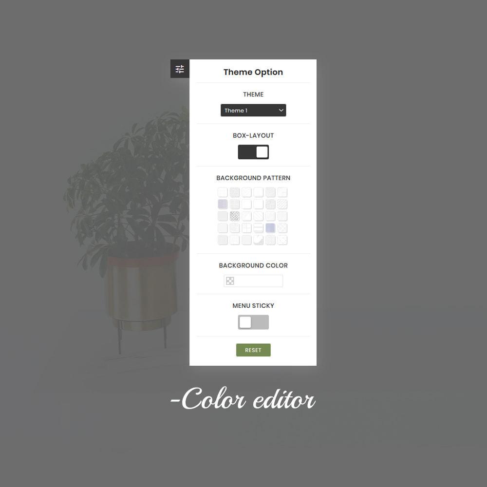 theme - Art & Culture - Eily Pot–Plant Decor Shop - 12