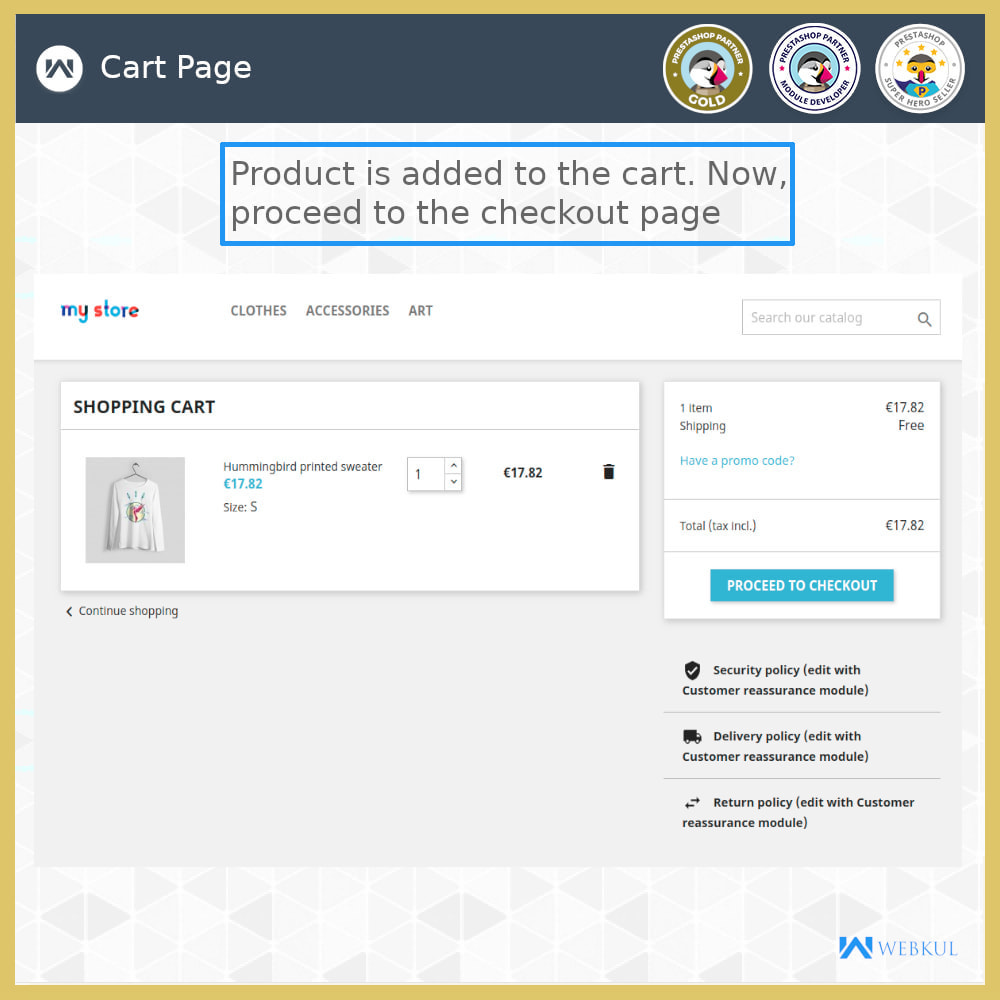 module - Payment by Card or Wallet - SumUp Payment Gateway - 4