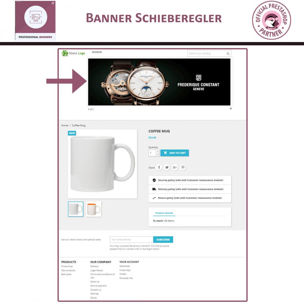 module - Silder & Gallerien - Professionelle Banner – Responsive Banner & Bild Slider - 2