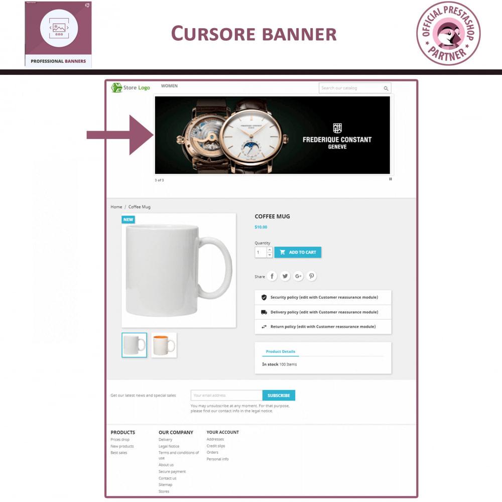 module - Slider & Gallerie - Banner Reattivo e Slider di Immagini - 2