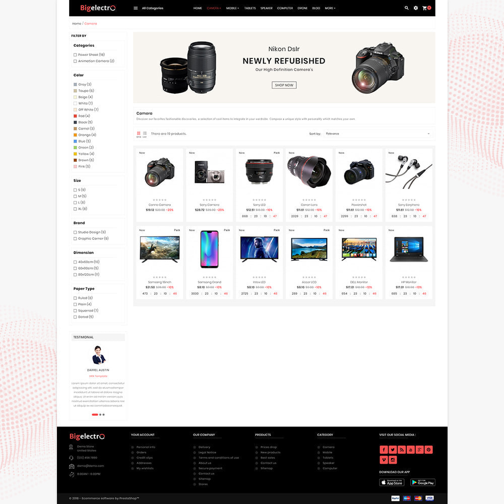theme - Electronique & High Tech - Electronics - Best digital Store - 3