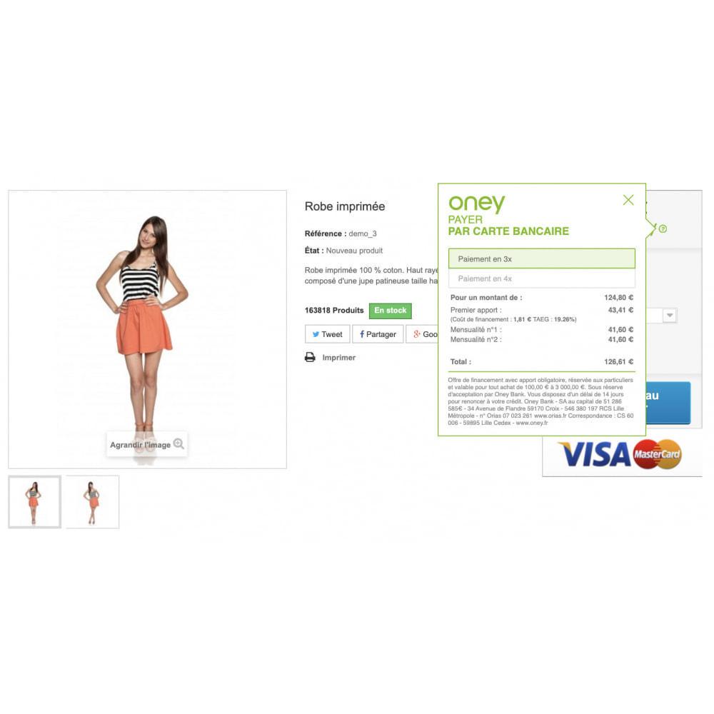 module - Pagamento con Carta di Credito o Wallet - PayPlug – Pagamento on-line semplice e sicuro! - 1