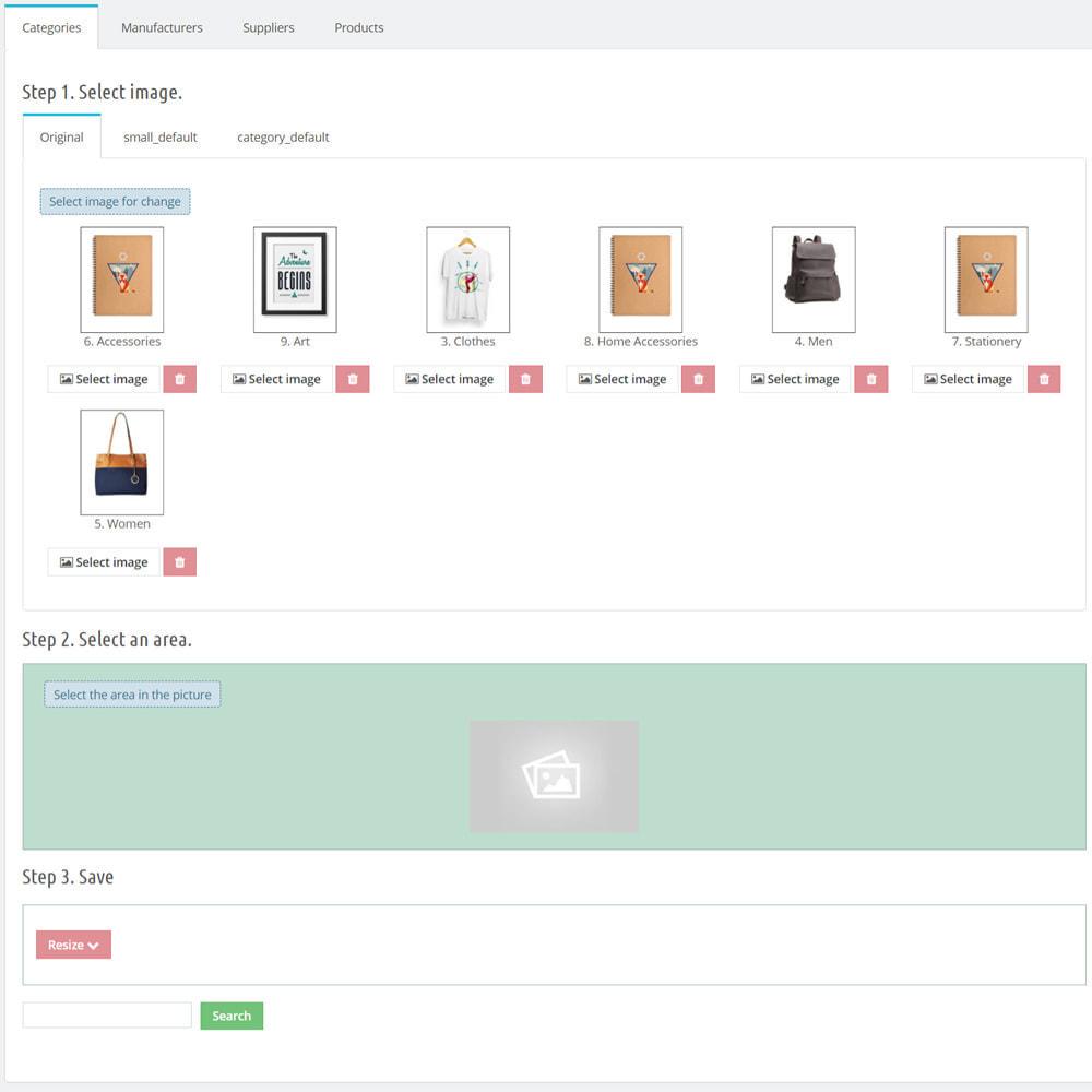 module - Pokaz produktów - Zmiana rozmiaru zdjęć (kadrowanie) - 9