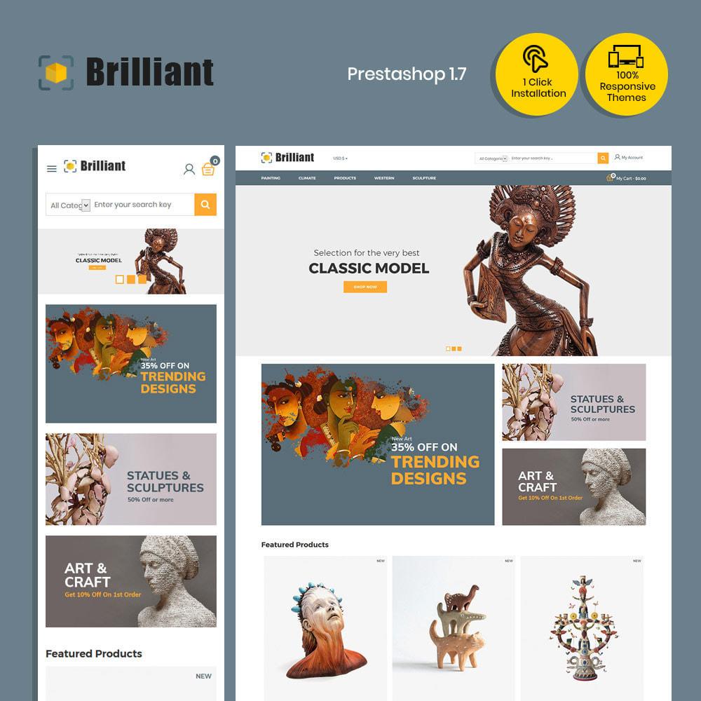 theme - Kunst & Kultur - Brilliant Handcraft Collection - Kunstgeschäft - 2