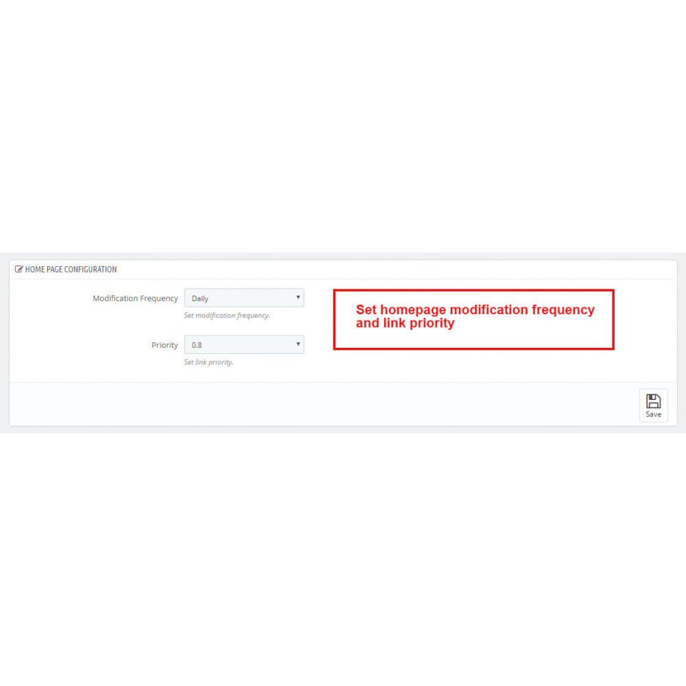 module - SEO (référencement naturel) - Advance Google SEO (XML & HTML) Sitemap Generator - 6