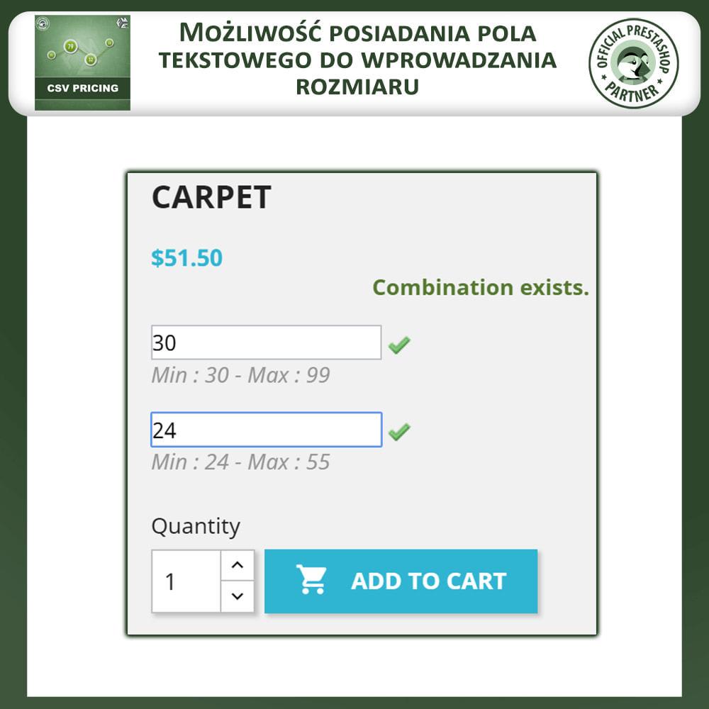 module - Rozmiary i jednostki - CSV Pricing - 3