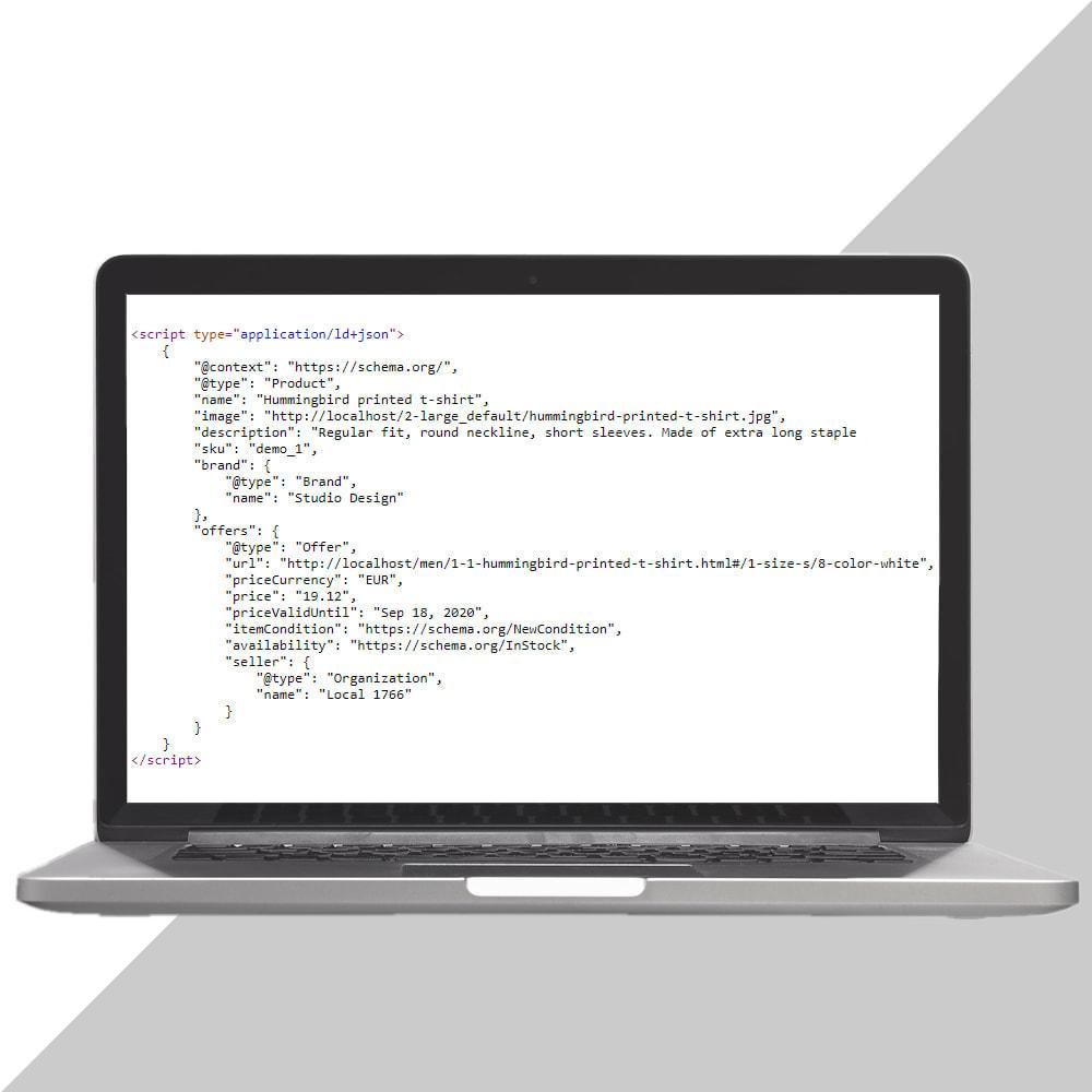 module - SEO (référencement naturel) - Google Rich Results - 2