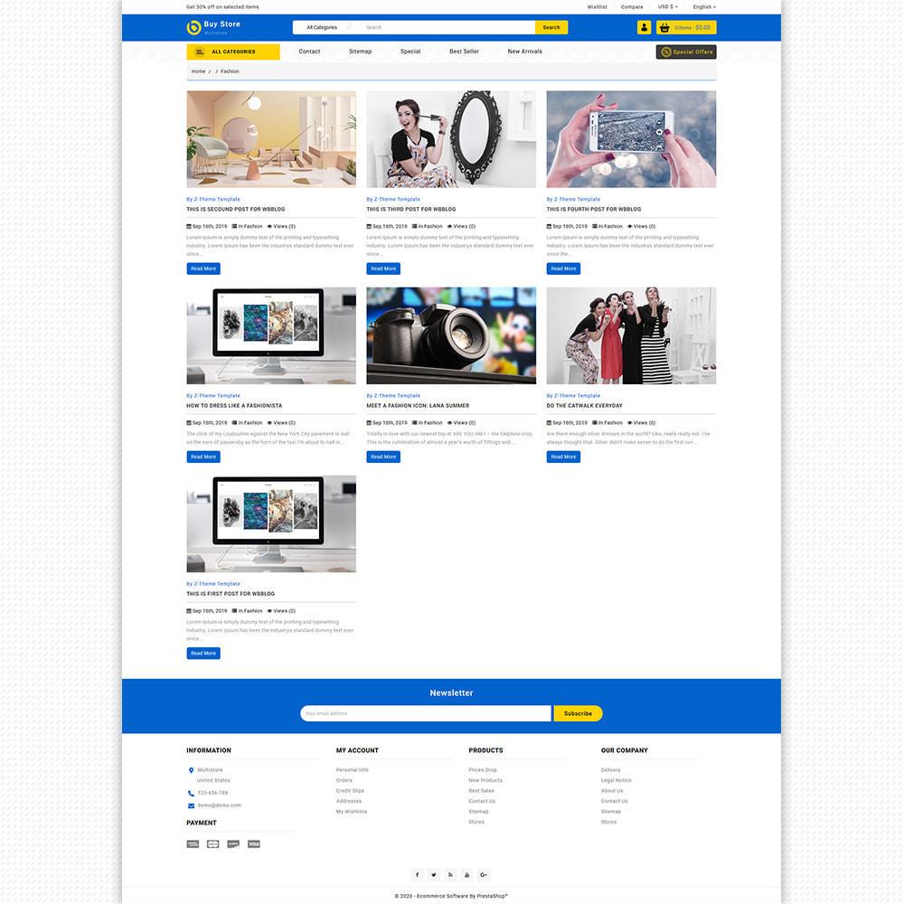 theme - Eletrônicos & High Tech - BuyStore - Multipurpose E-commerce Store - 9
