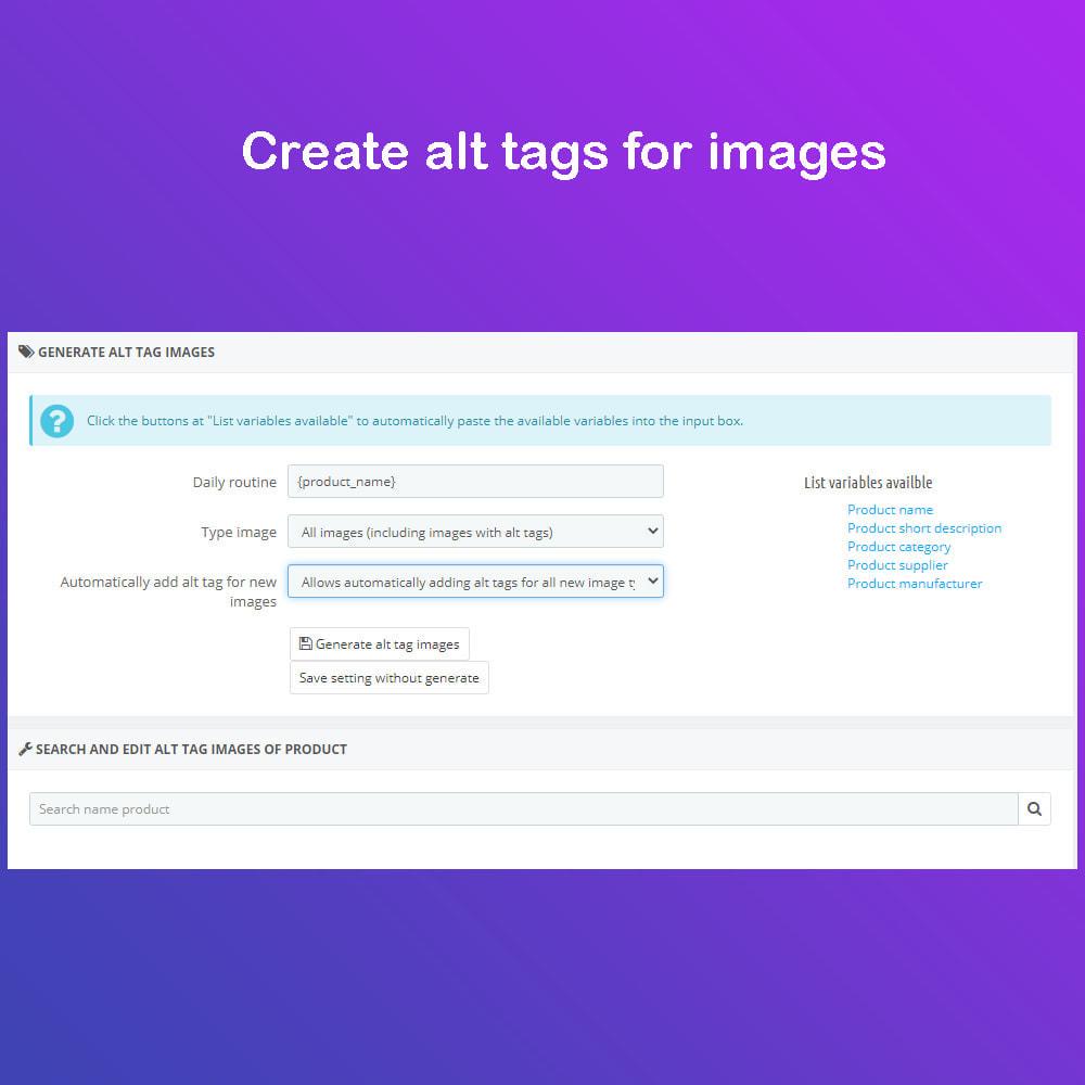 module - Естественная поисковая оптимизация - Best SEO Google - SEO Expert - SEO Images (Alt Tags) - 8