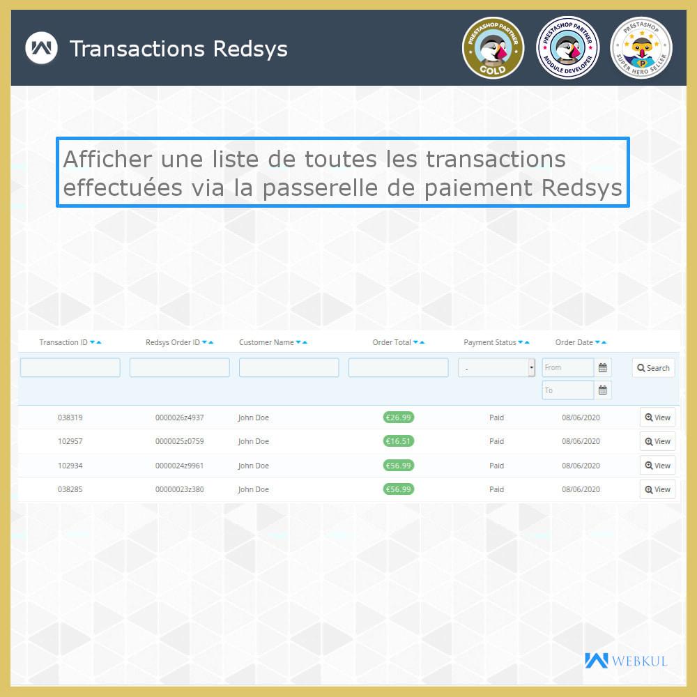 module - Paiement par Carte ou Wallet - Passerelle de paiement Redsys - 4