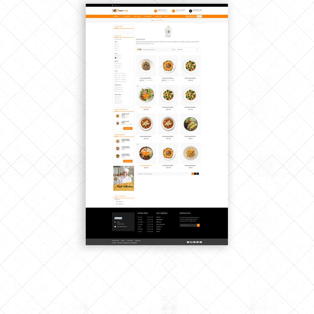 theme - Food & Restaurant - Fast Food - 4