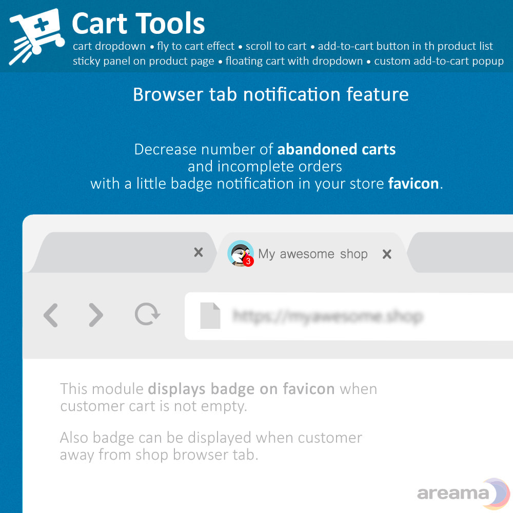 module - Pop-up - Cart Tools - cart dropdown, fly to cart, cart popup... - 12