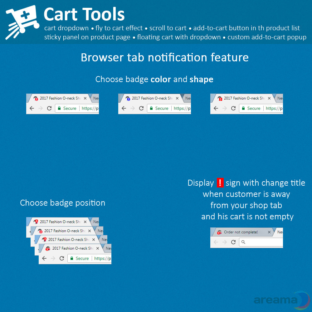 module - Pop-up - Cart Tools - cart dropdown, fly to cart, cart popup... - 13