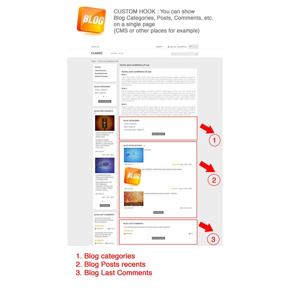 module - Blog, Forum & Actualités - Blog PRO + Programme de fidélité - 26