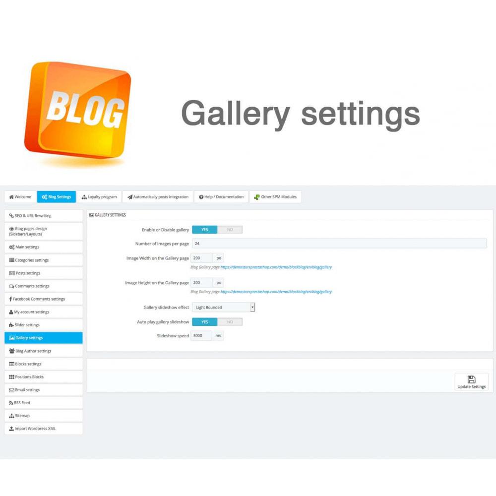 module - Blog, Forum & Actualités - Blog PRO + Programme de fidélité - 42