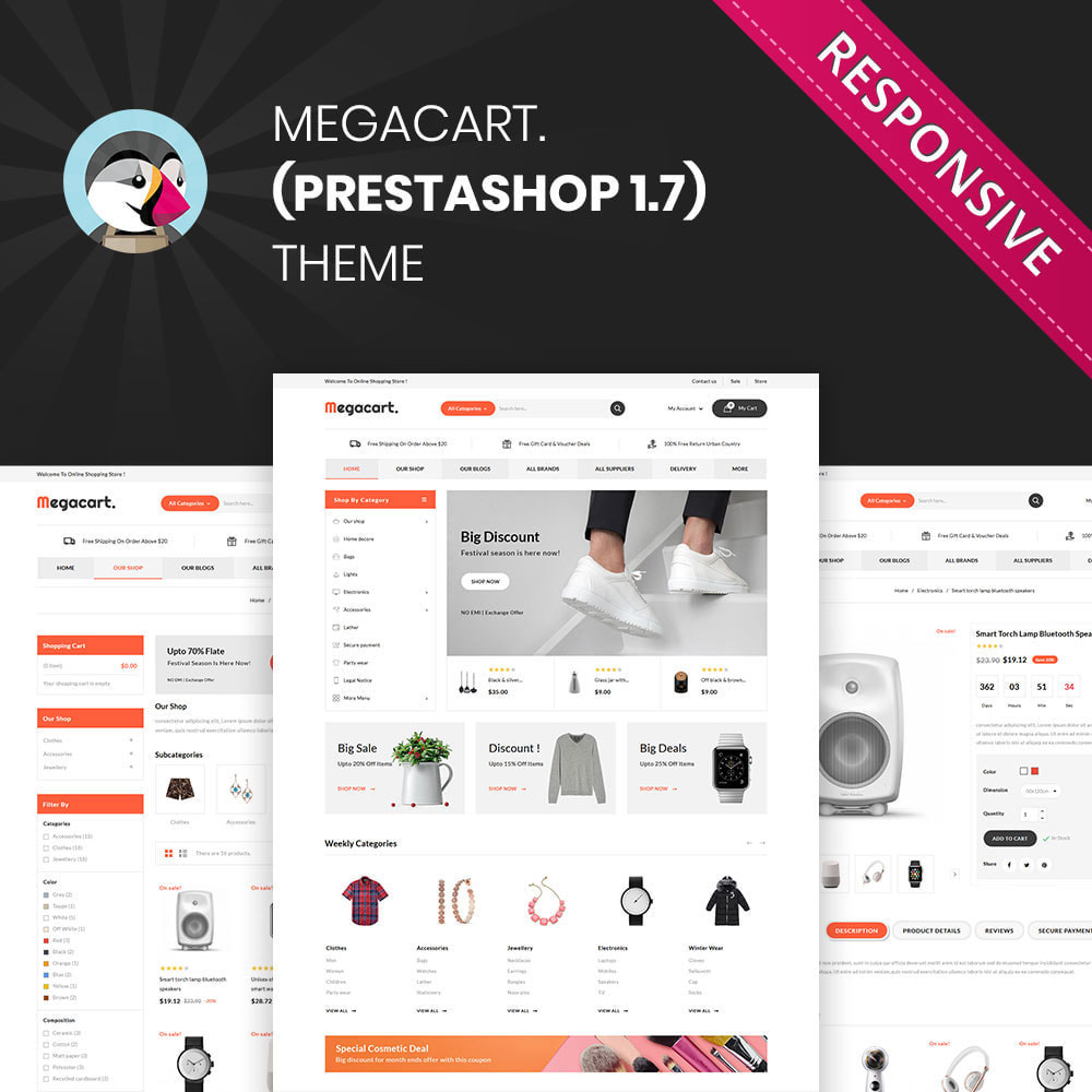 theme - Moda y Calzado - Megacart - La mega tienda - 2