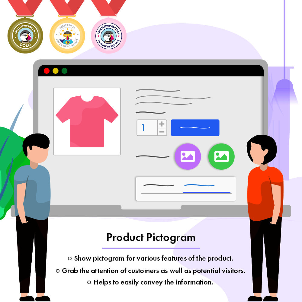 module - Combinations & Product Customization - Product Pictogram - 1