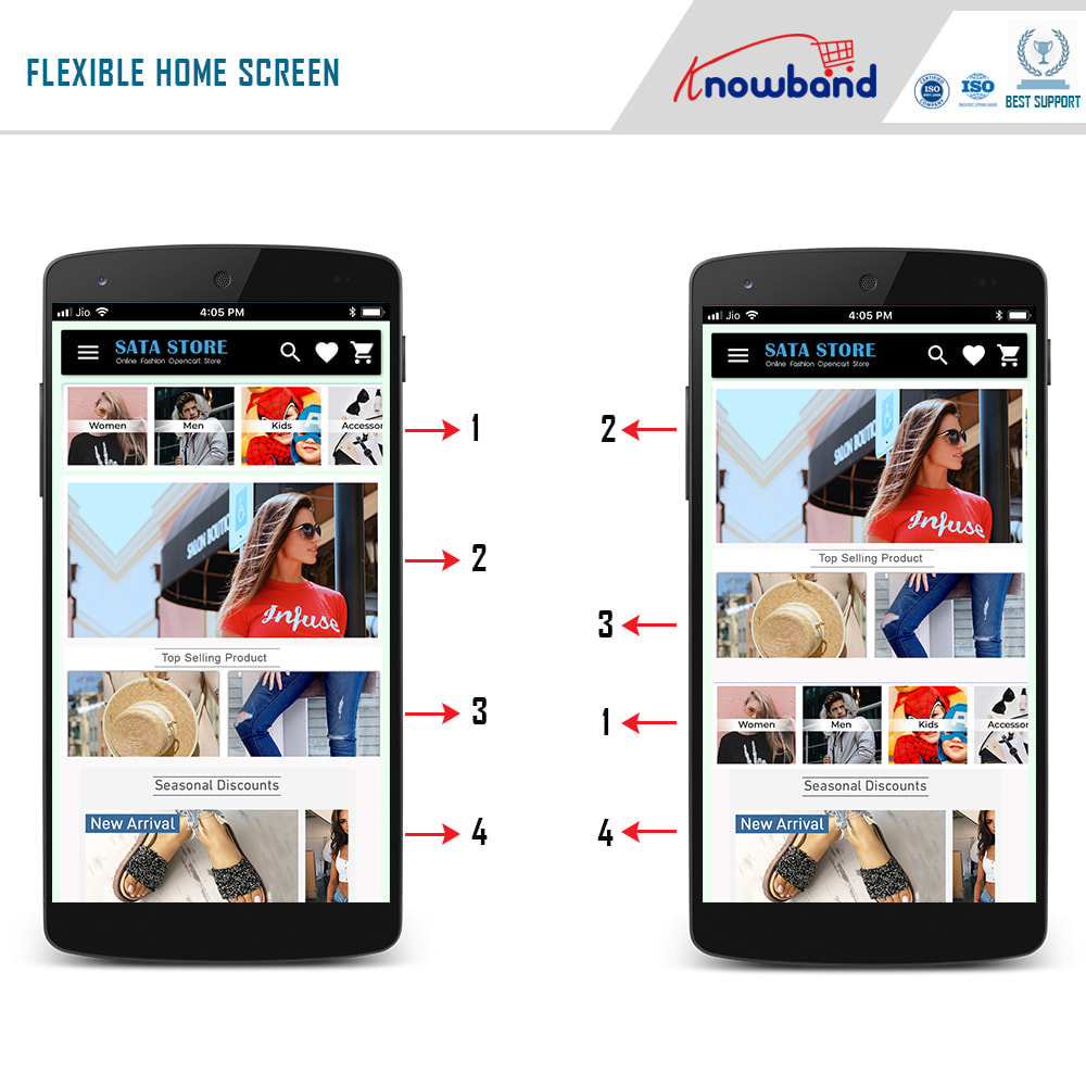 module - Dispositivi mobili - Android Mobile App Builder - 1