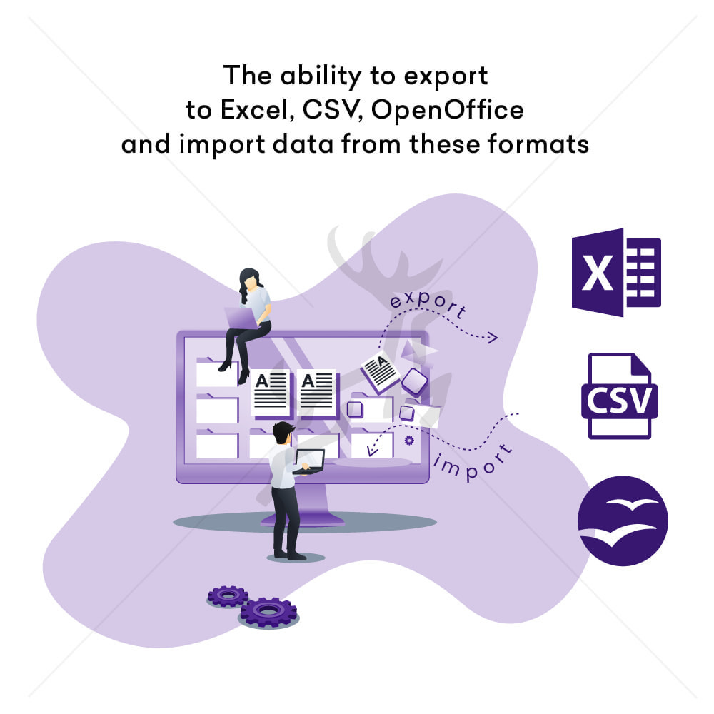 module - Data Import & Export - Advanced Export Products Orders Cron CSV Excel - 4