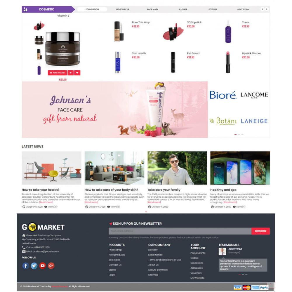 theme - Elektronika & High Tech - Supermarket & Mobile App Layout - 4