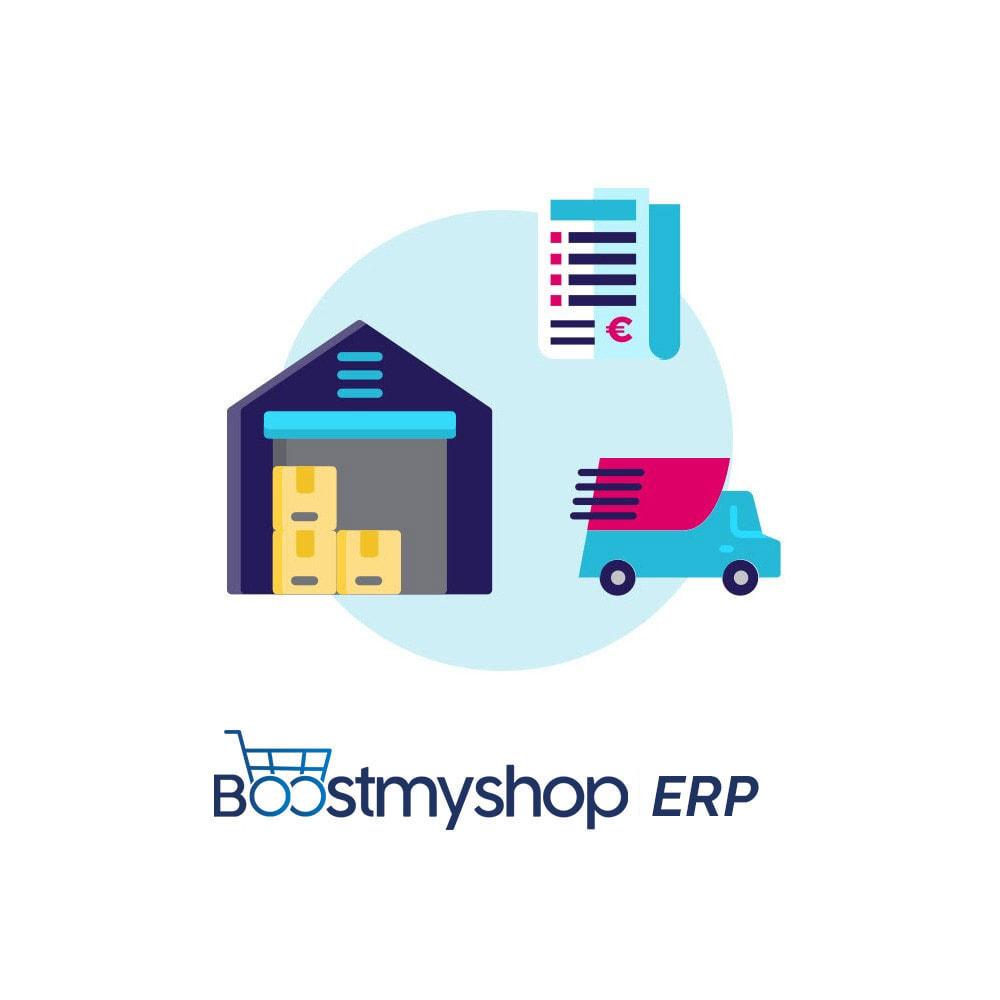 module - Gestión de Pedidos - Boostmyshop ERP - Order Preparation - 1