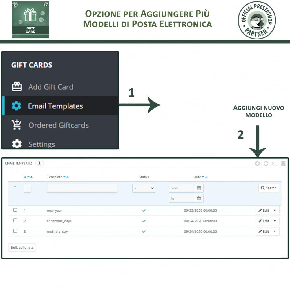 module - Whishlist & Gift Card - Gift Card - Gift Certificates & Vouchers - 13