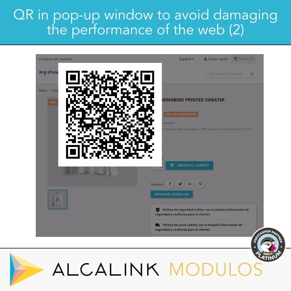 module - Wydajnośc strony - Optimized QR code on product page - 3
