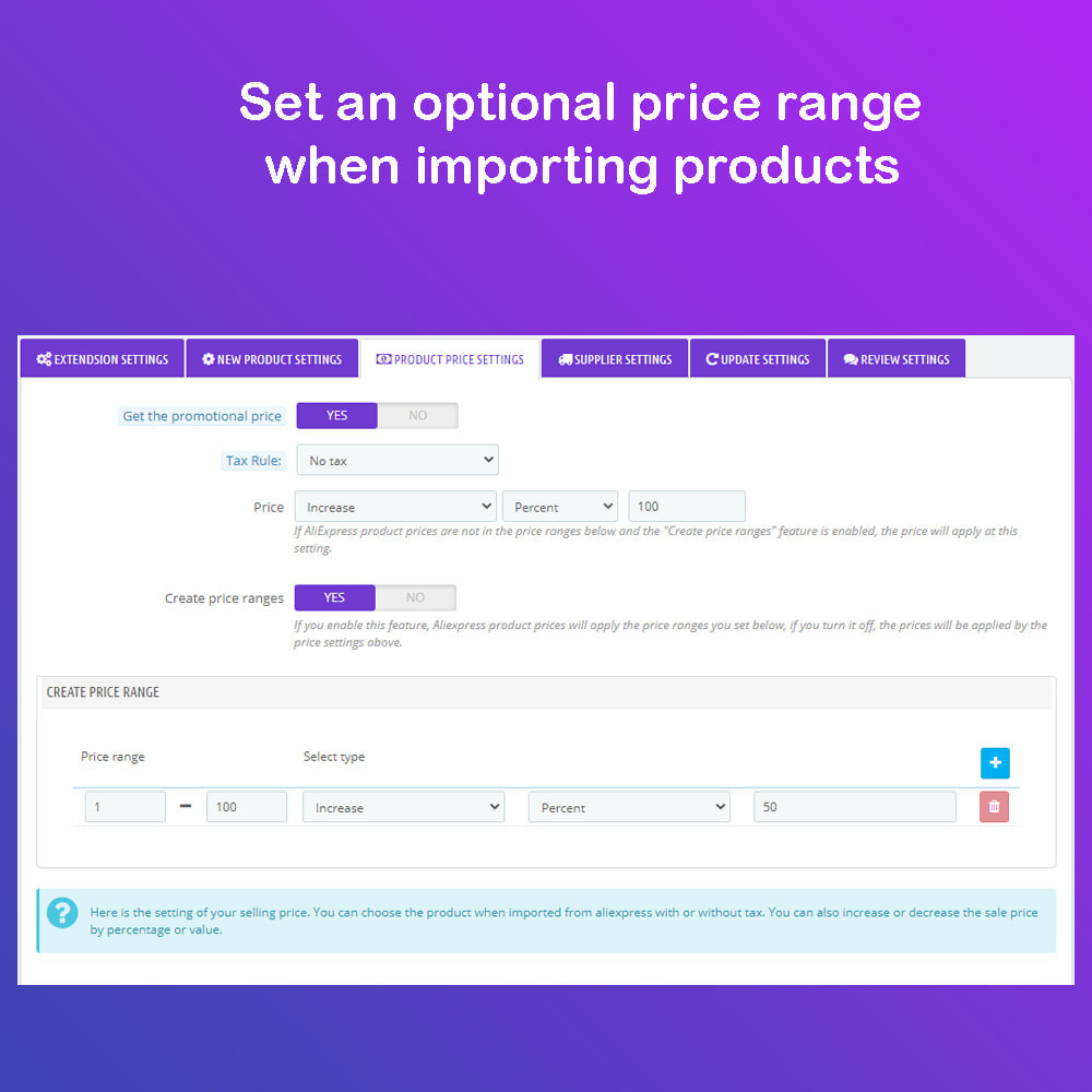 module - Dropshipping - Aliexpress Dropshipping PRO - Autosync - 12