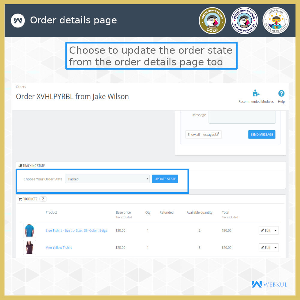 module - Delivery Tracking - Order Tracking - 9