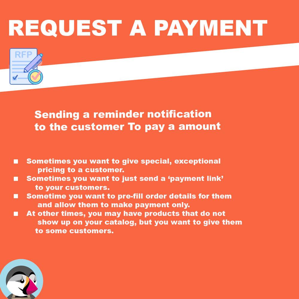 module - Inne środki płatności - Request a payment - 1
