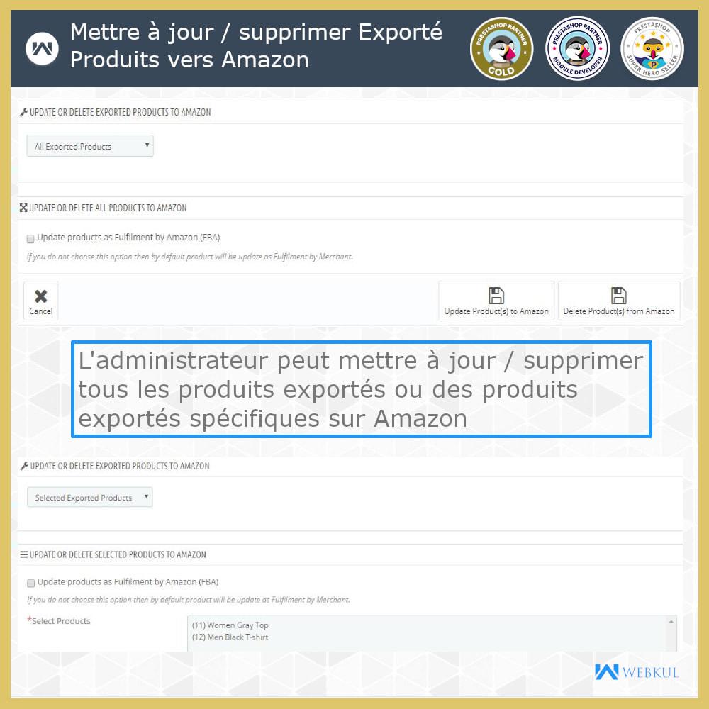 module - Marketplaces - Connecteur Amazon - 7