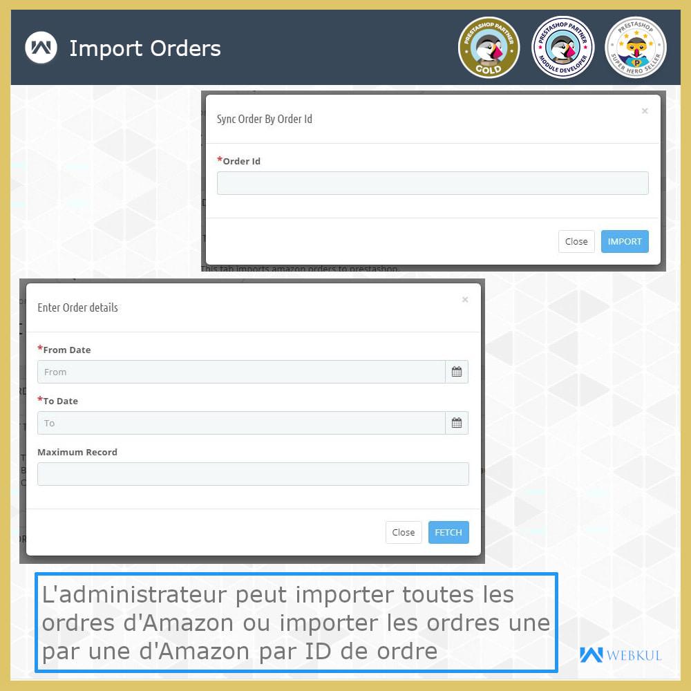 module - Marketplaces - Connecteur Amazon - 9