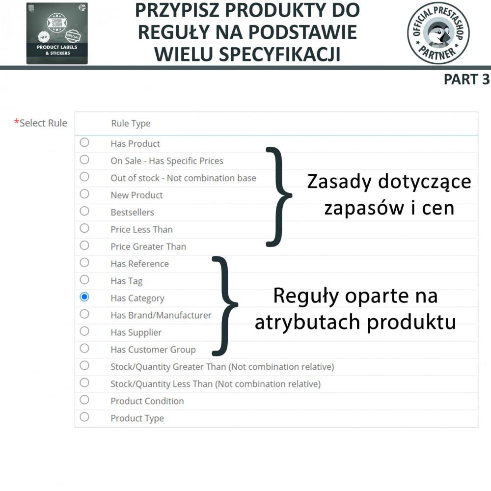 module - Odznaki & Logo - Etykiety i Naklejki na Produkty - 15