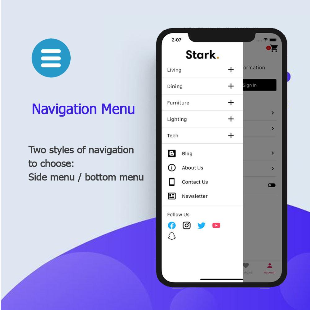 module - Dispositivos-móveis - Stark Mobile App | React Native App for Android & IOS - 10