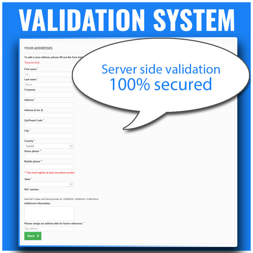 module - Accounting & Invoicing - RUT Validator - 3