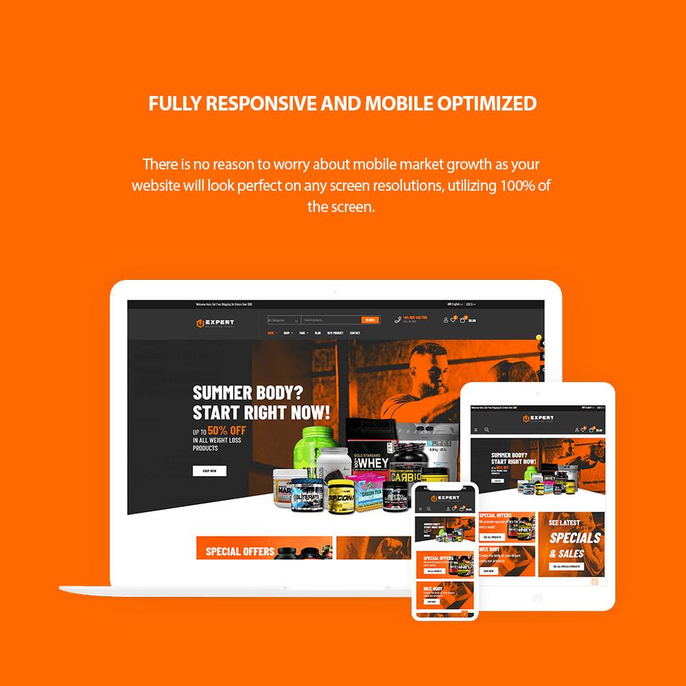 theme - Desporto, Actividades & Viagens - Leo Expert - Sport And Fitness Online Store - 3