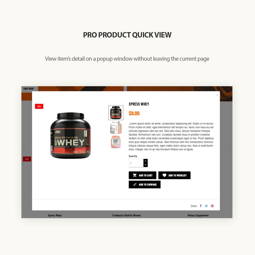 theme - Desporto, Actividades & Viagens - Leo Expert - Sport And Fitness Online Store - 8