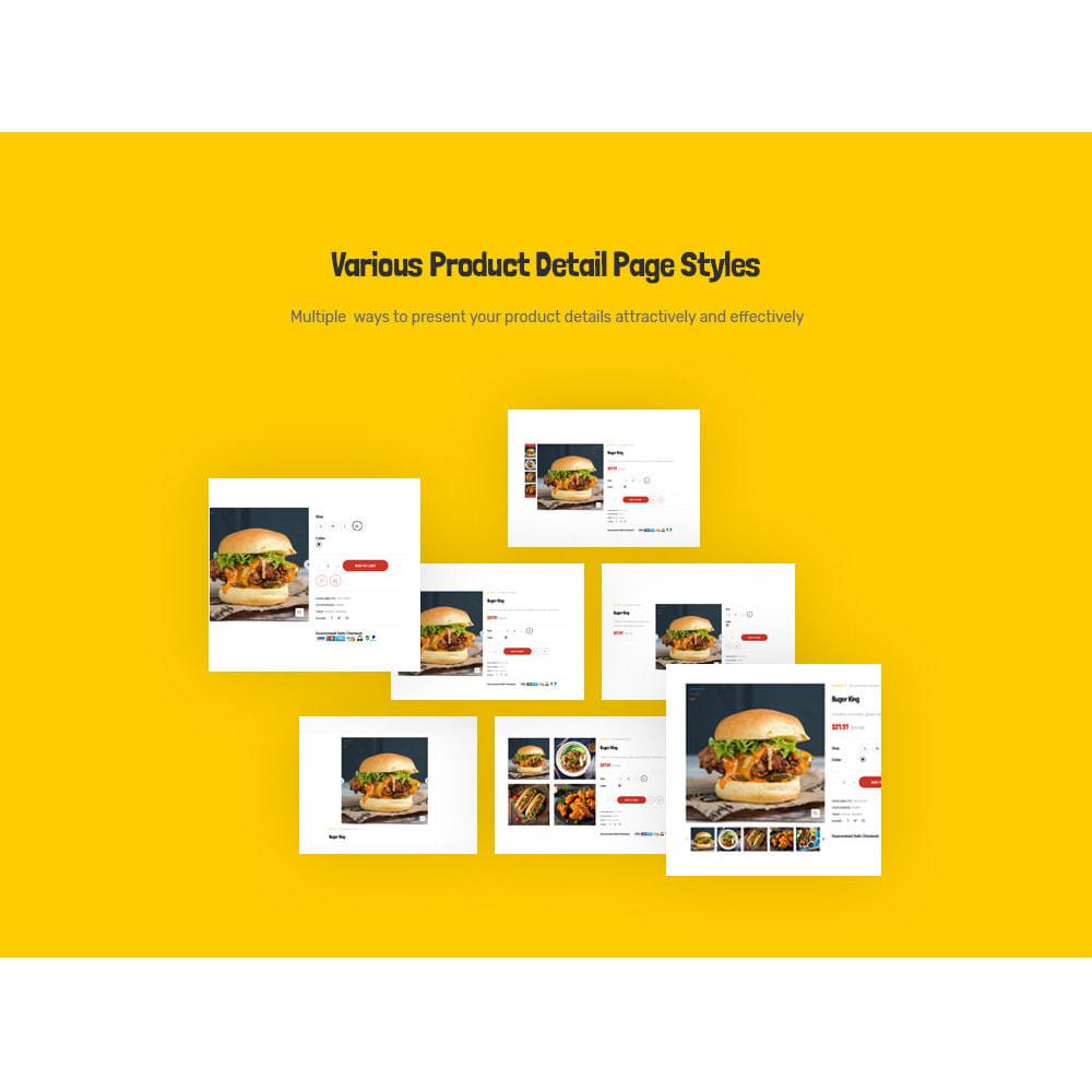 theme - Lebensmittel & Restaurants - Leo Foodo - Fastfood & Restaurant - 11