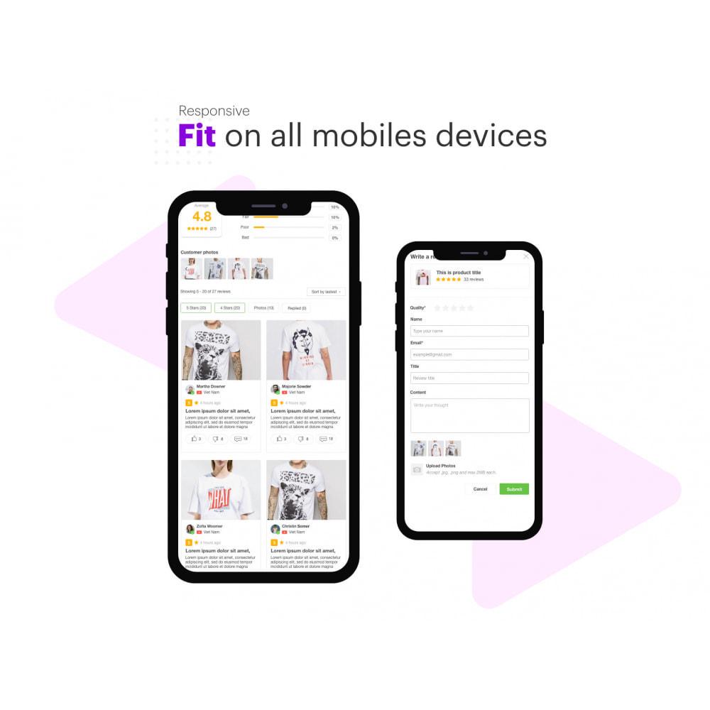 module - Kundenbewertungen - Ryviu Product Reviews App & QA - 6
