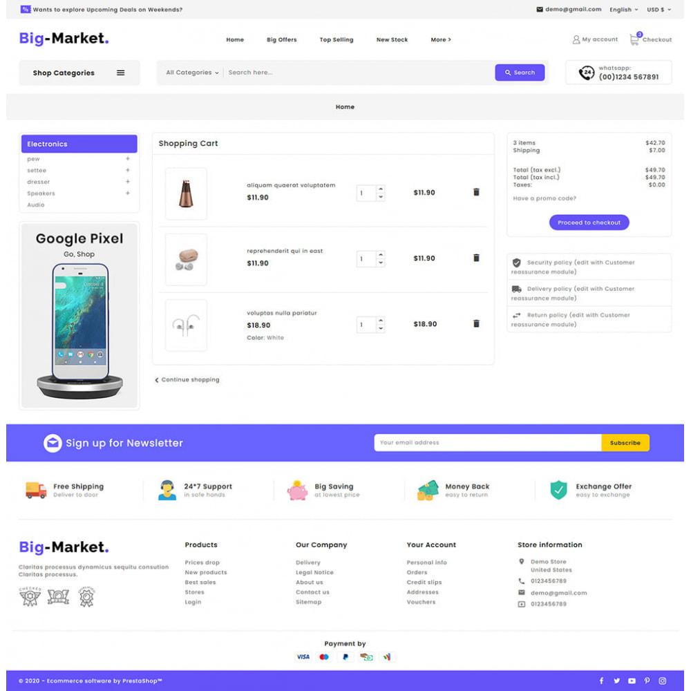 theme - Electronics & Computers - Big Market - Multi-purpose Mega Store - 15