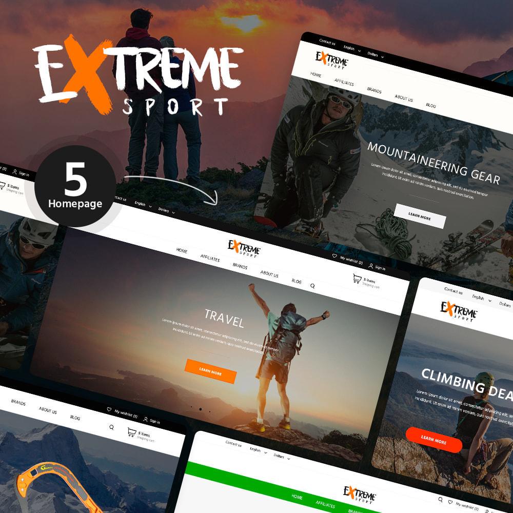 theme - Sport, Rozrywka & Podróże - Extreme Sport - 1