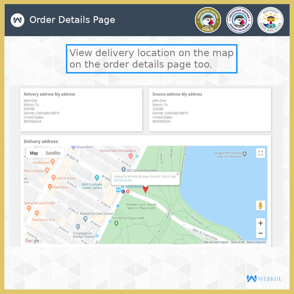 module - Lingue & Traduzioni - Set Your Delivery Location | Tracking Made Easy - 7