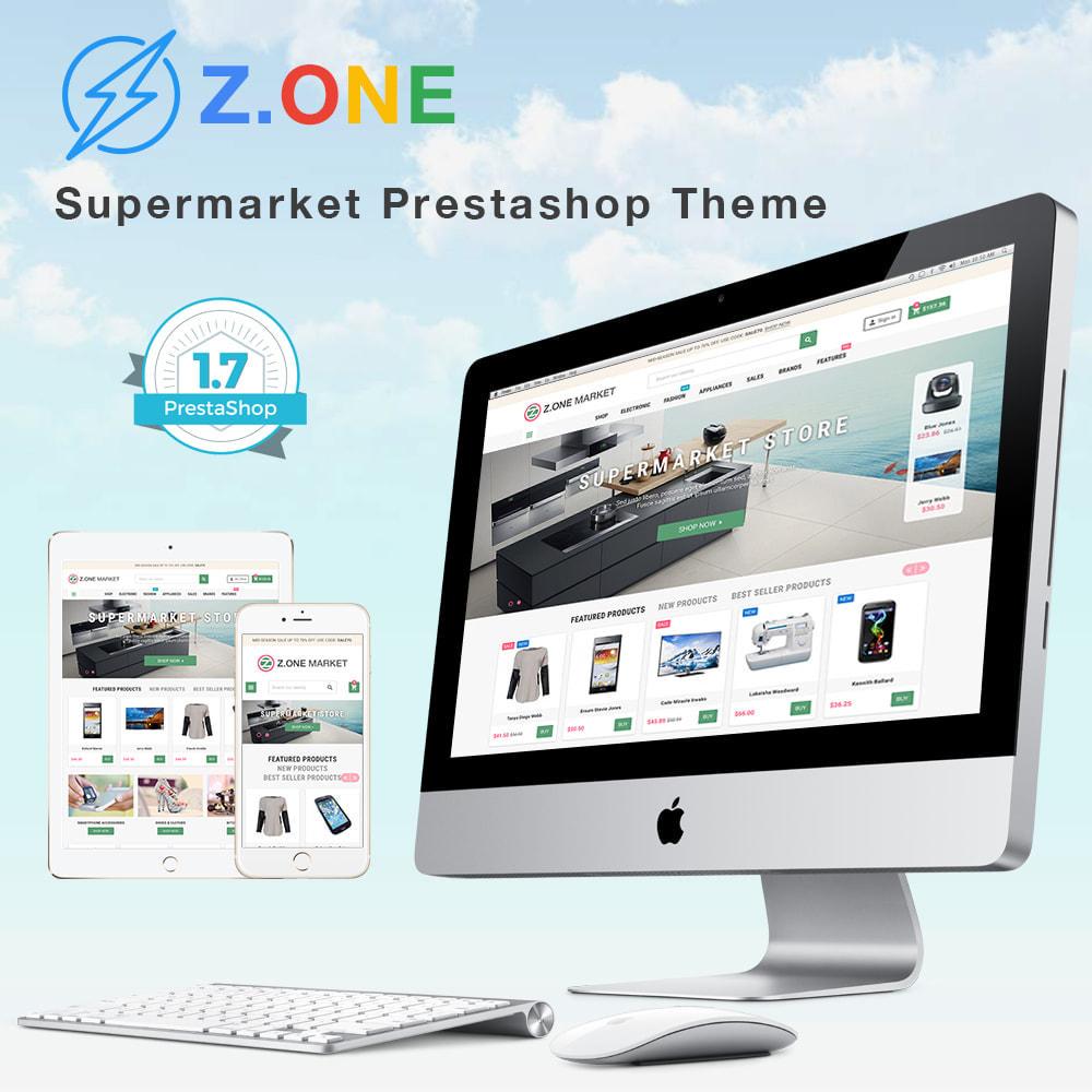 theme - Elektronica & High Tech - ZOne - Supermarket Online Shop - 1