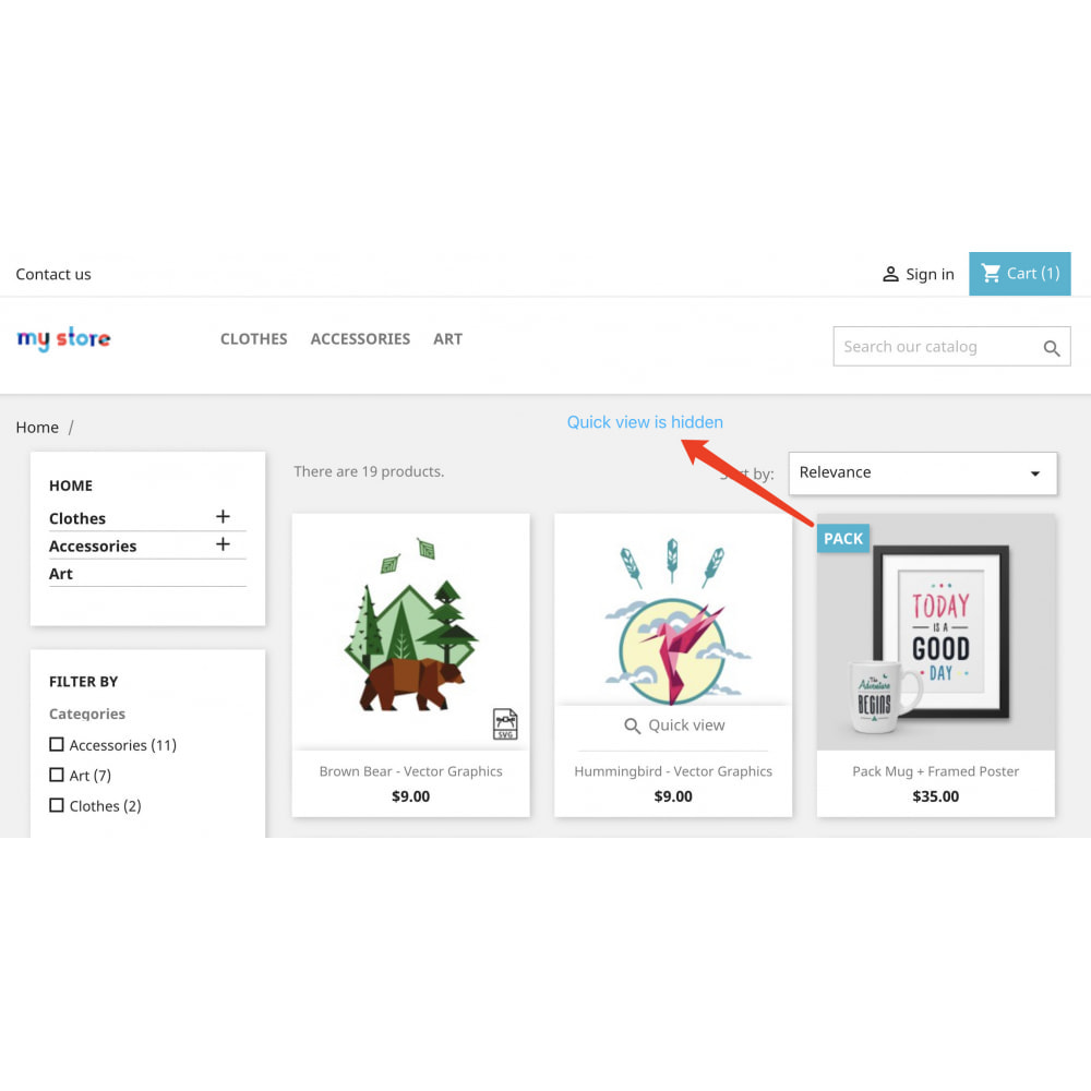 module - Combinations & Product Customization - Product Bundle Pack|Add multiple products into the cart - 5