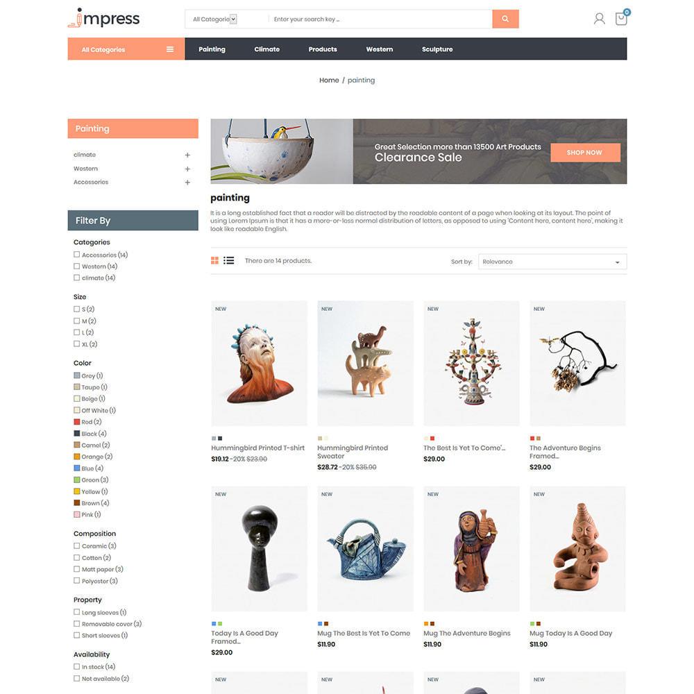 theme - Art & Culture - Impress Decor - Painting Art Store - 3