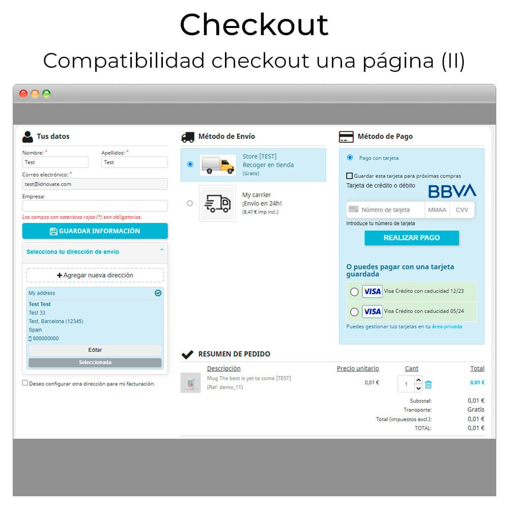 module - Pago con Tarjeta o Carteras digitales - Redsys Insite pago tarjeta y gestión de devoluciones - 12