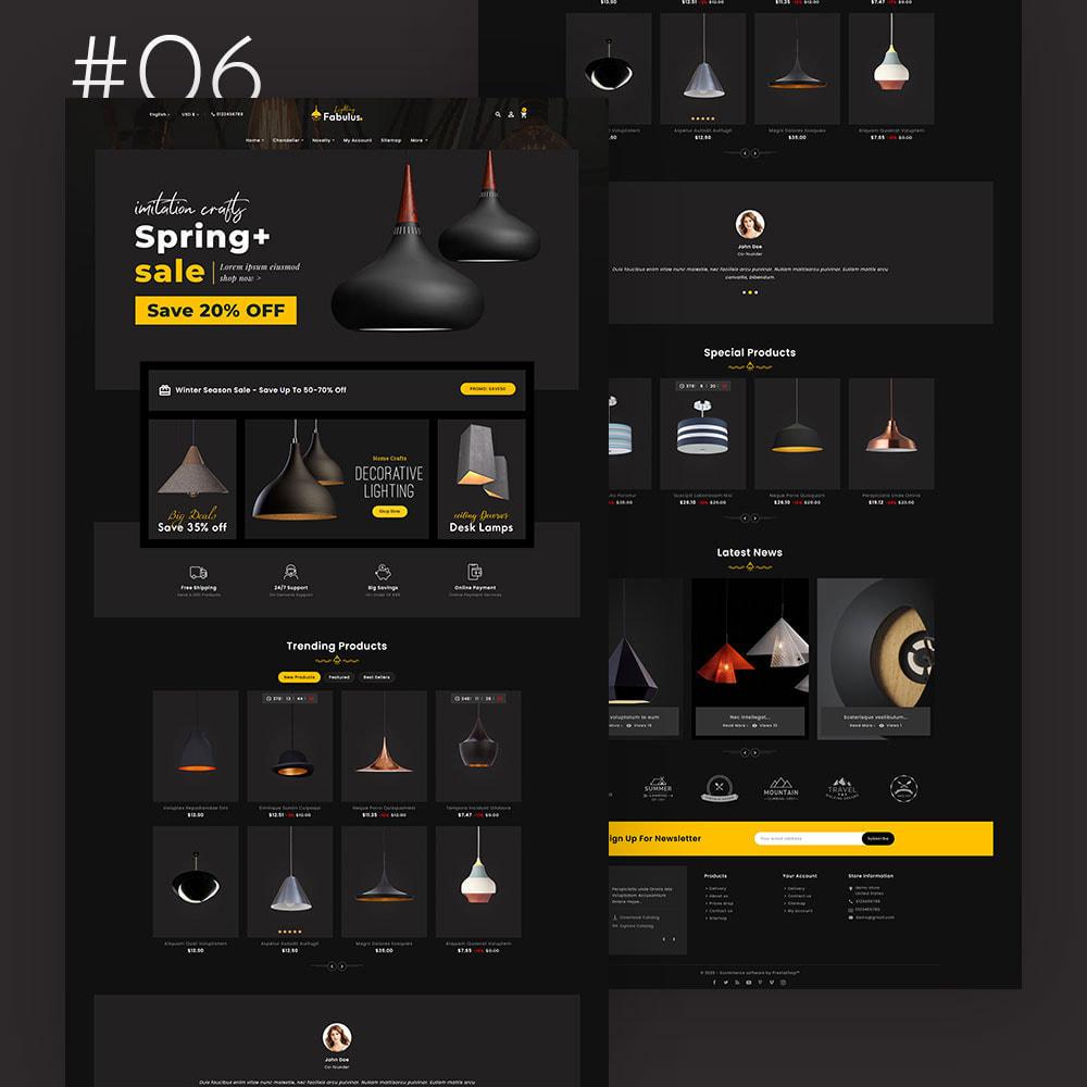 theme - Fashion & Shoes - Fabulus - Multi-purpose Online Store - 7